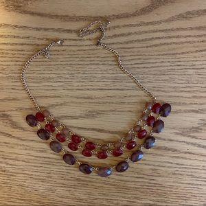 Francescas statement necklace